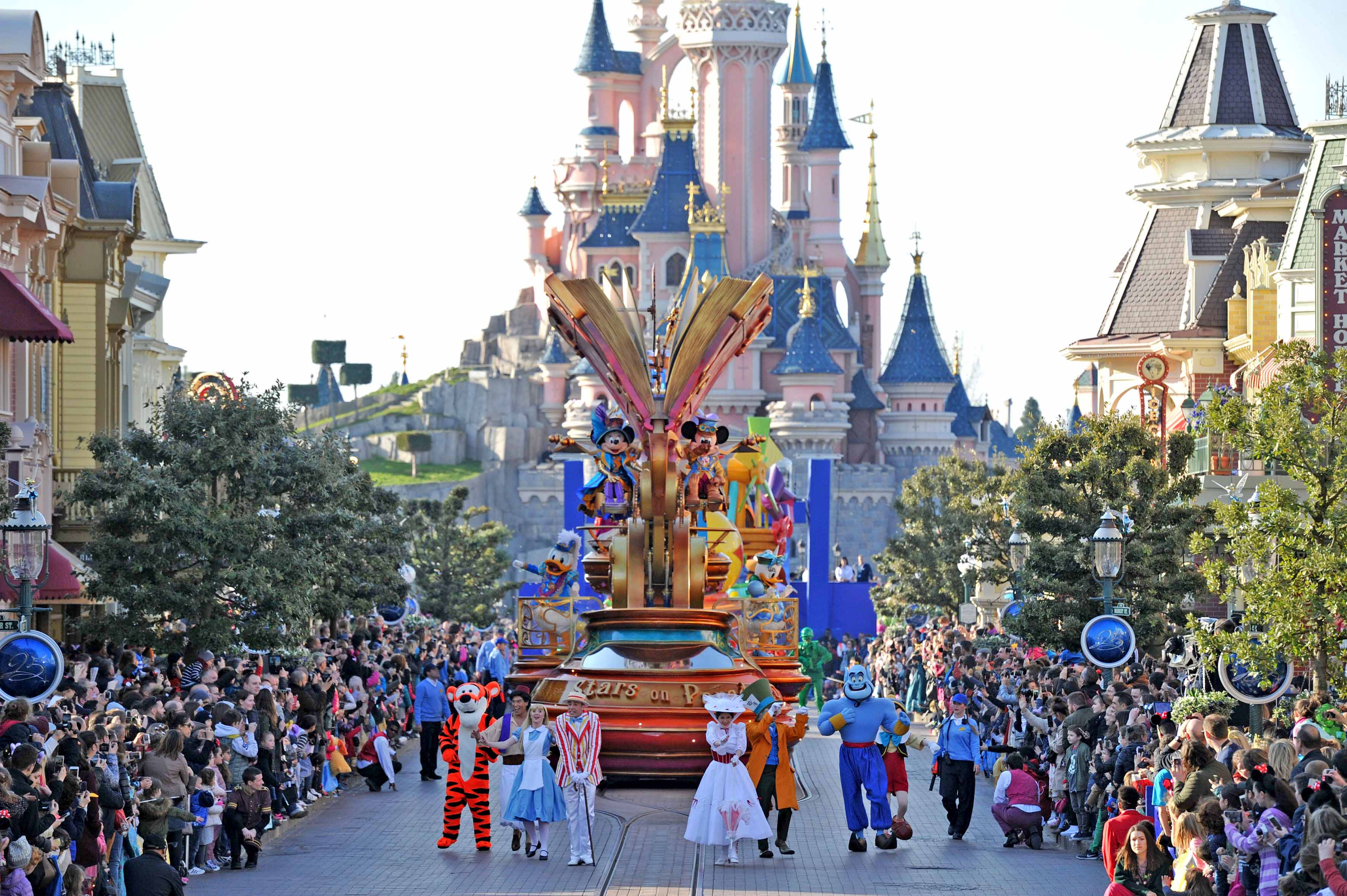 Sempre divertente Disneyland Paris - Gist.it
