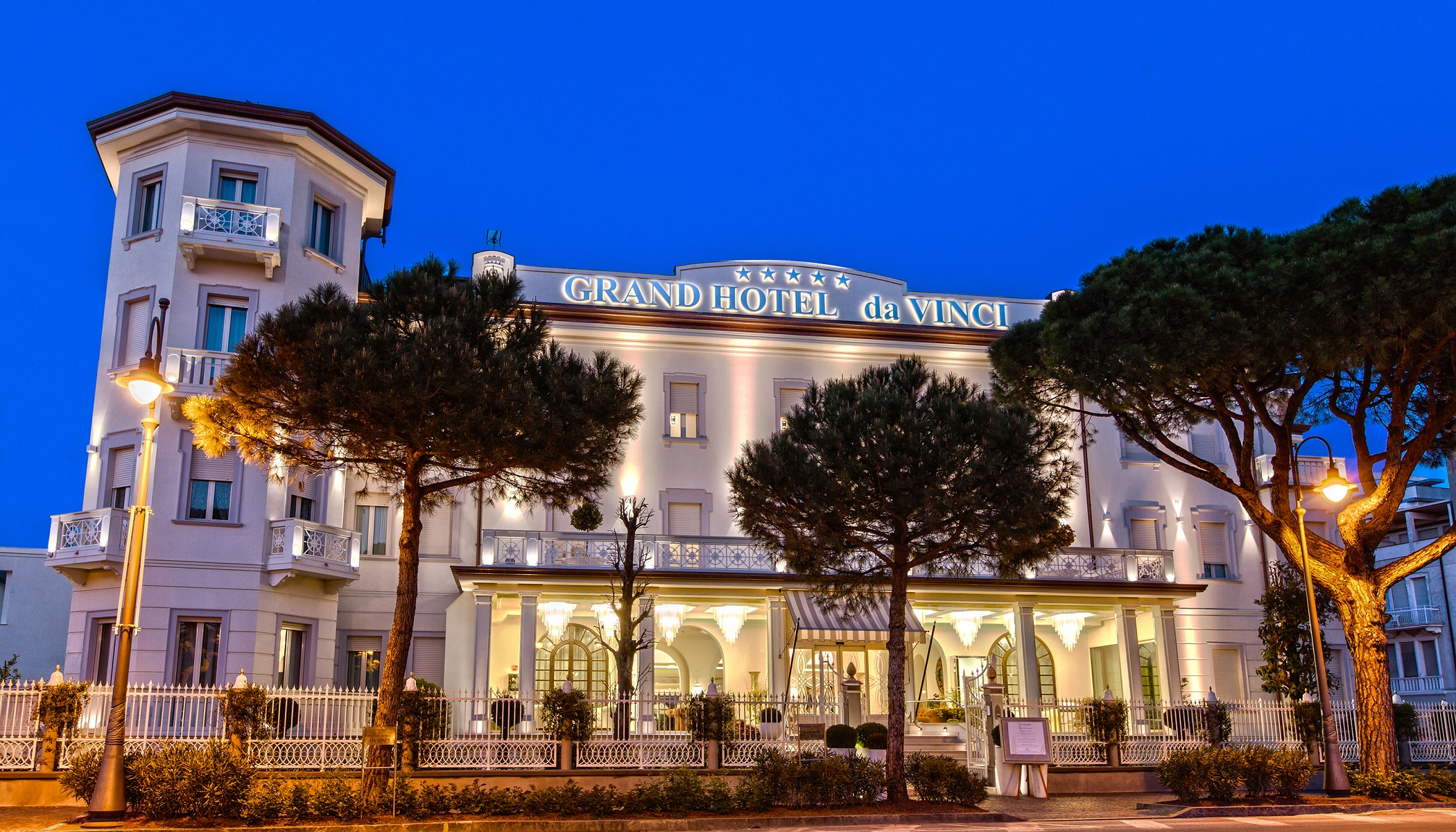 Grand Hotel Cesenatico Spa