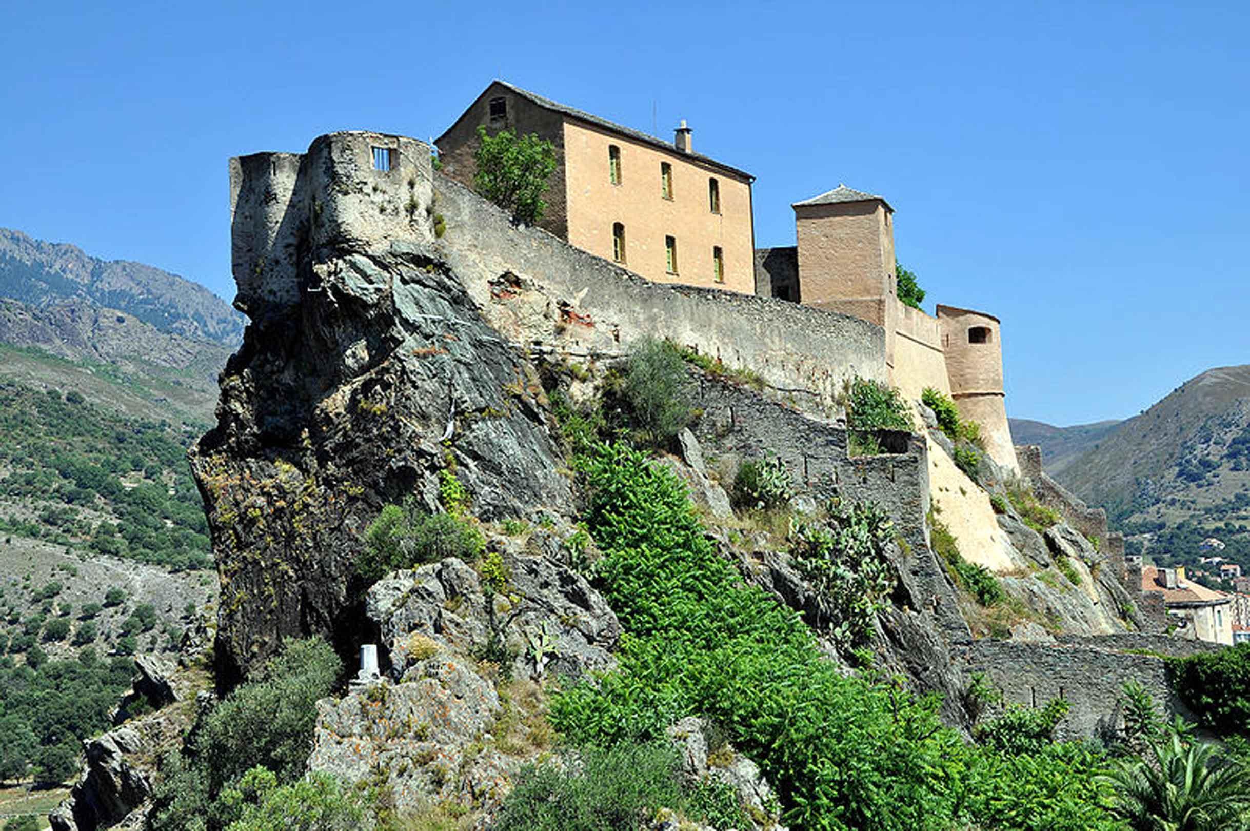 Montagna Legnami Alte Ceccato corsica, tra montagna e mare - gist.it