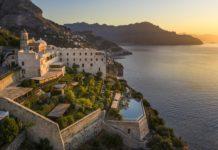 il Monastero Santa Rosa Hotel & Spa di Conca dei Marini (Sa)