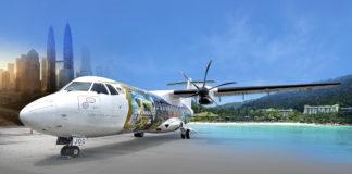 il nuovo ATR 42-500 a 36 posti
