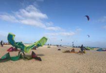 Kite-beach Isola di Sal, Capo Verde, credit Elena Pizzetti